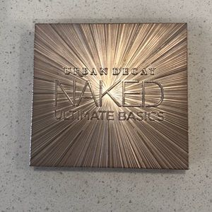 Urban Decay NAKED Ultimate Basics Palette